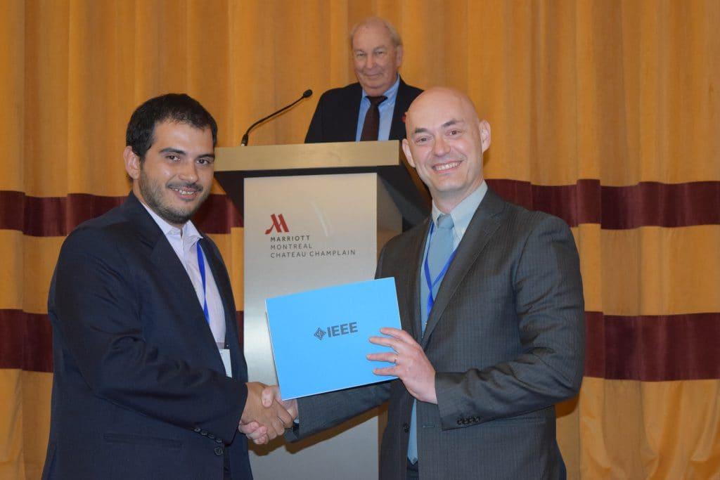 Artigo de doutorando da EESC é reconhecido em conferência internacional