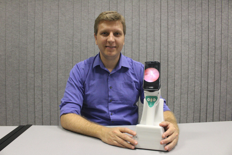smart retinal camera