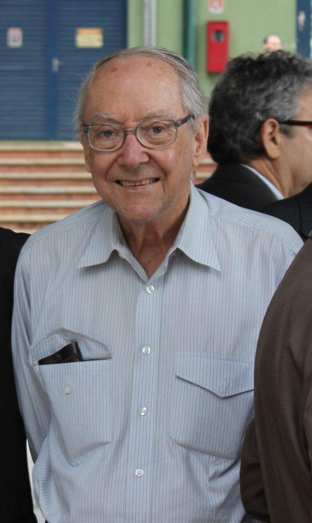 Délio foi um dos fundadores do SEL. Foto: Arquivo pessoal