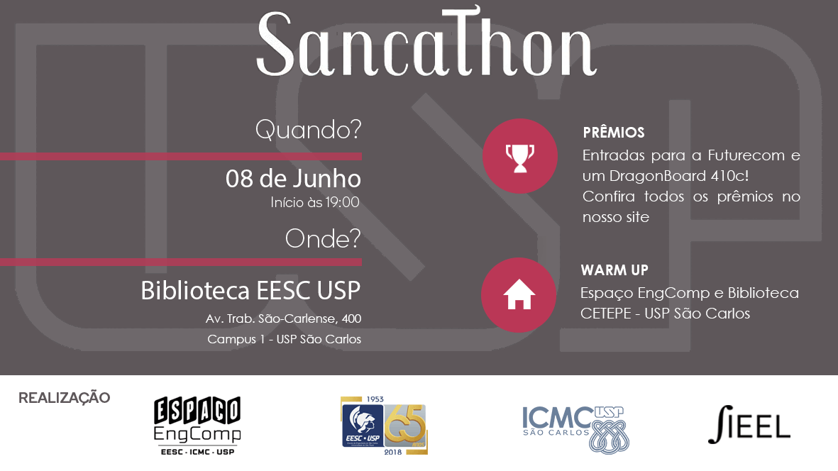 Crie a solução para um problema de São Carlos em 31 horas: Hackathon na USP vai premiar as melhores ideias