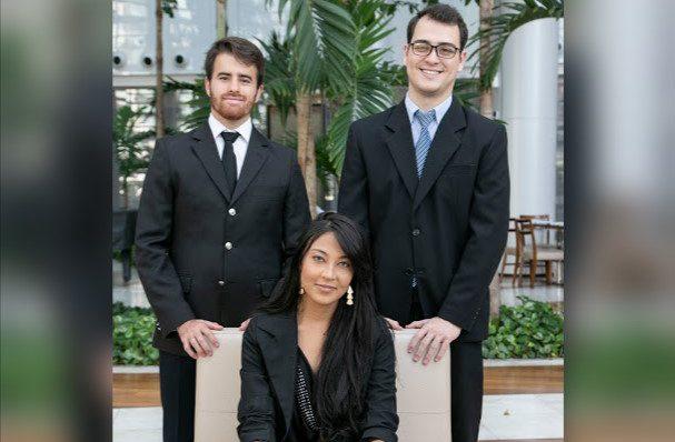 Os jovens líderes da EESC