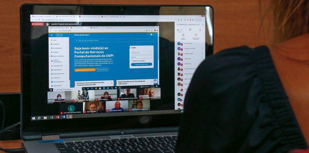 Novo Portal de Serviços Computacionais integra todos os sistemas da USP