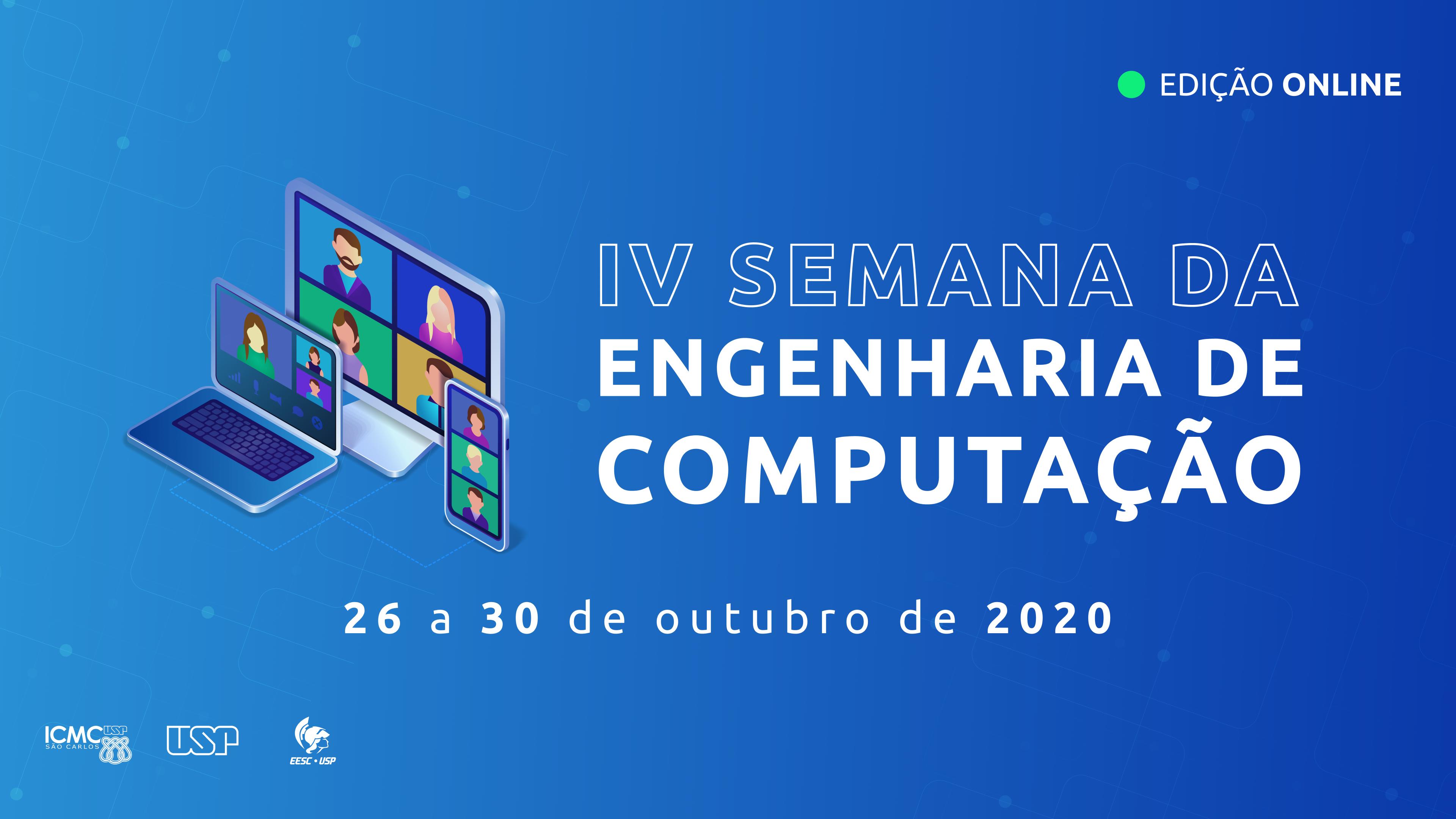 Participe da Semana da Engenharia de Computação da USP
